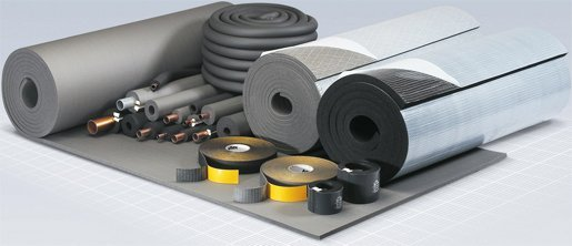 Для защиты от замерзания труб используются разные теплоизоляционные материалы.