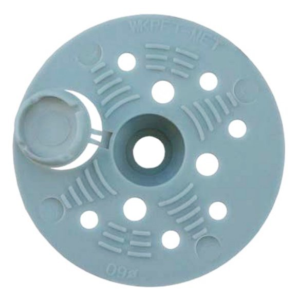 Дожимная шайба или рондоль имеет диаметр 60 мм