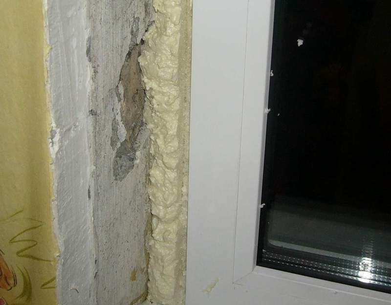 Вставили пластиковые окна как сделать откосы