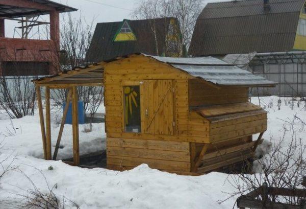 Если зимой сильный мороз – не редкость, без утепления курятника никак не обойтись.
