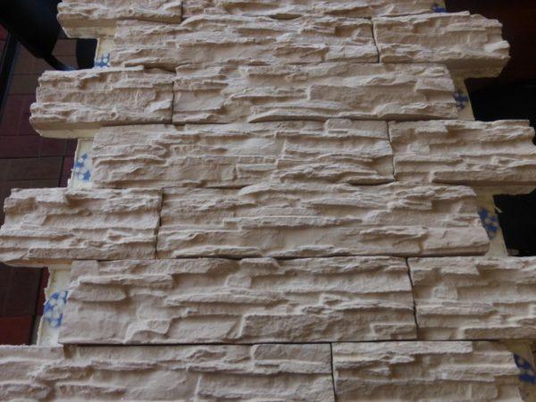 Фактурный бетон с присадками
