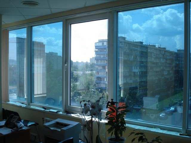 Плёнка на окна - простая идея защиты от солнца - справочник.