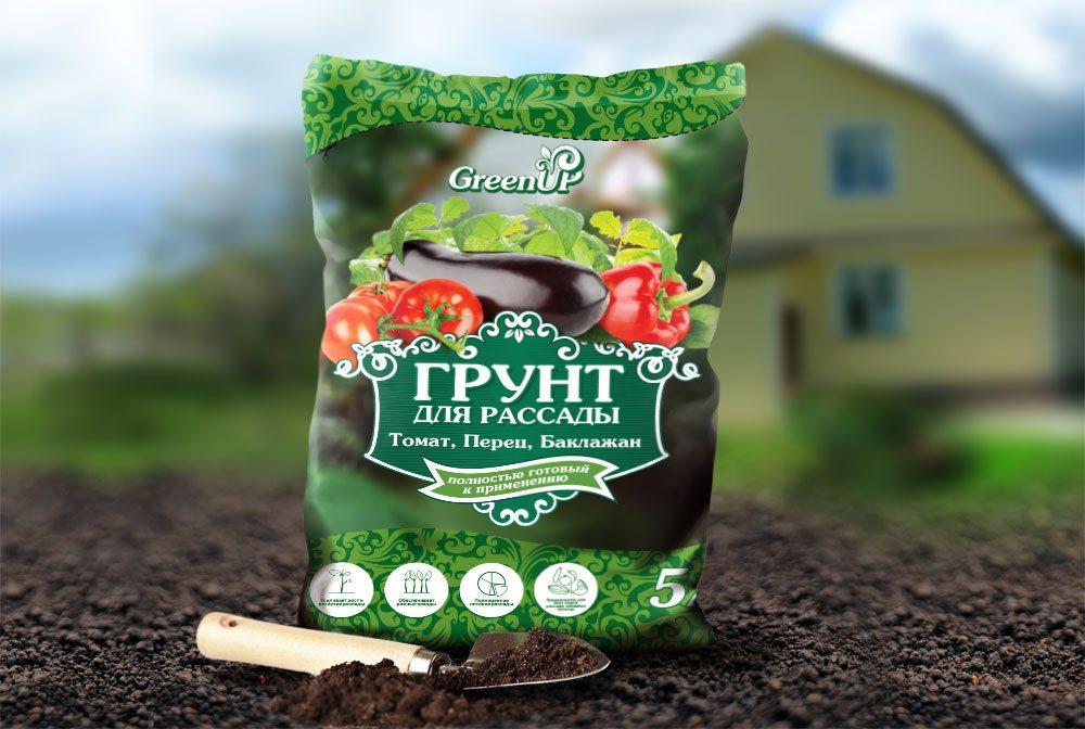 Грунт для выращивания перцев 91