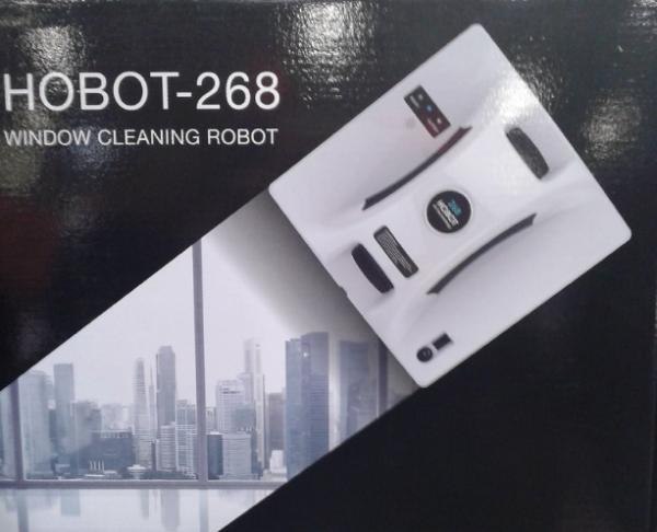 Hobot-268 более эффективен, чем предыдущие модели.