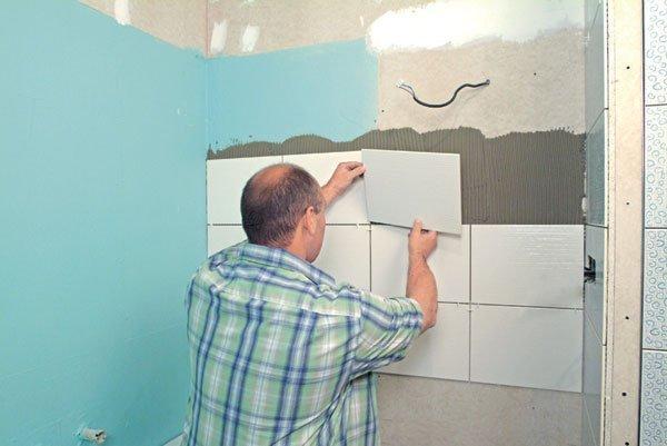 Выравнивание стен ванны своими руками