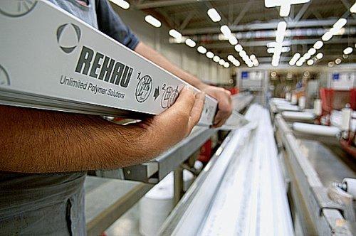 Именитые производители не экономят на толщине стального вкладыша в профиле.