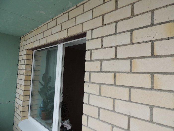 Стены на балконе: 2 вида возможных конструкций и их отделка .