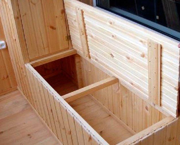 Балконный погребок: как сделать погреб на балконе своими рук.