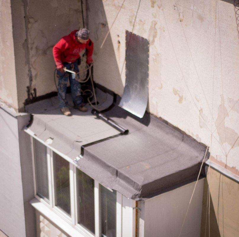 Ремонт балкона или лоджии: 3 этапа реконструкции obustroeno..