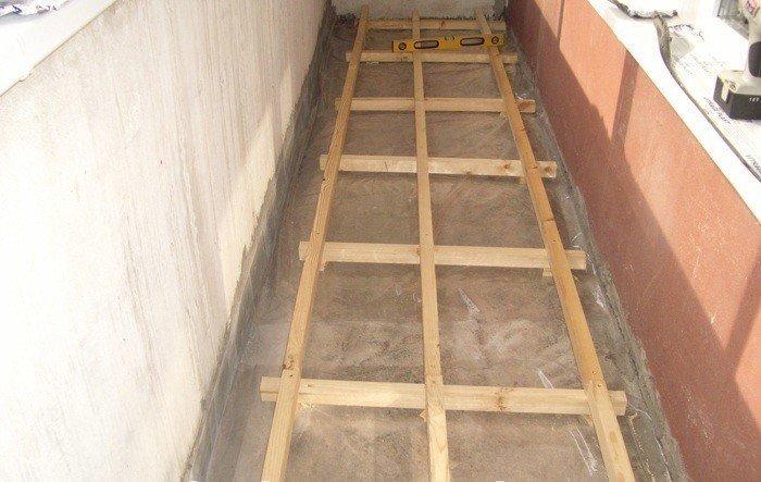 Внутренняя отделка балкона: 4 этапа самостоятельного монтажа.