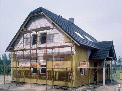 Минеральная вата не препятствует инфильтрации воздуха сквозь стены.