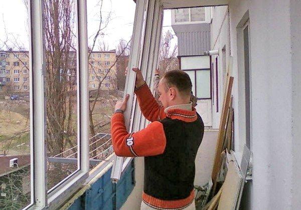 Утепление балкона: технология, этапы, варианты с вентилируем.
