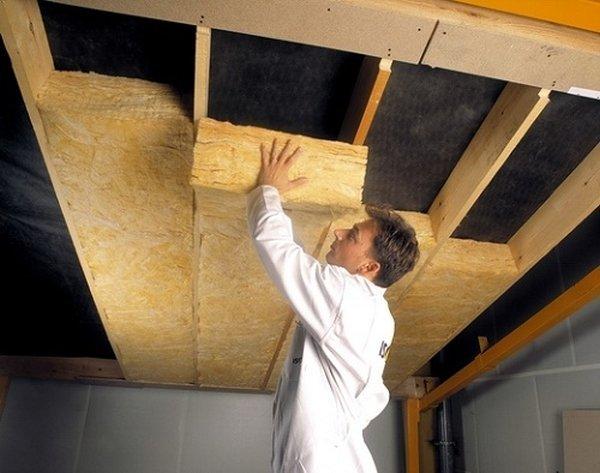 Утепление крыши своими руками в частном доме