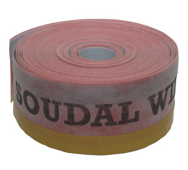 Нетканый материал сна самоклеющейся основе от компании SOUDAL