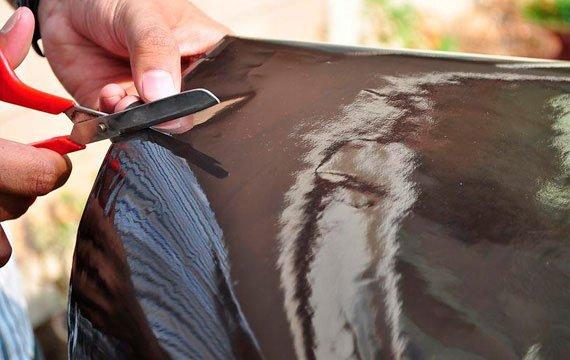 Ножницы должны быть очень острыми, чтобы обеспечивать идеальный срез
