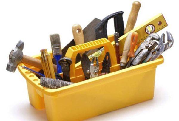 Нужно заранее запастись необходимыми инструментами.
