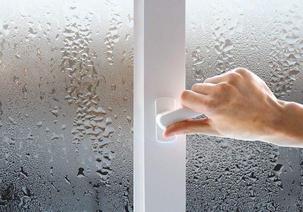 Образование конденсата на оконных стеклах влечет за собой ряд негативных последствий