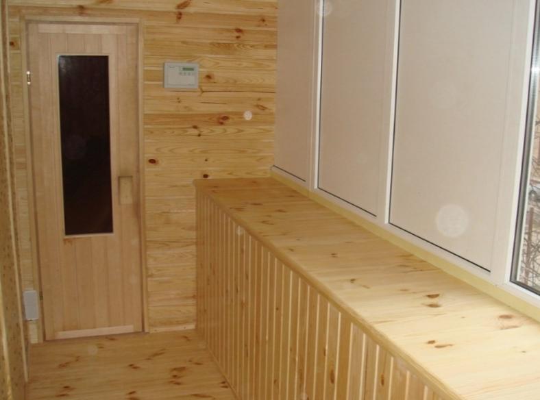 Общий вид помещения после завершения отделки