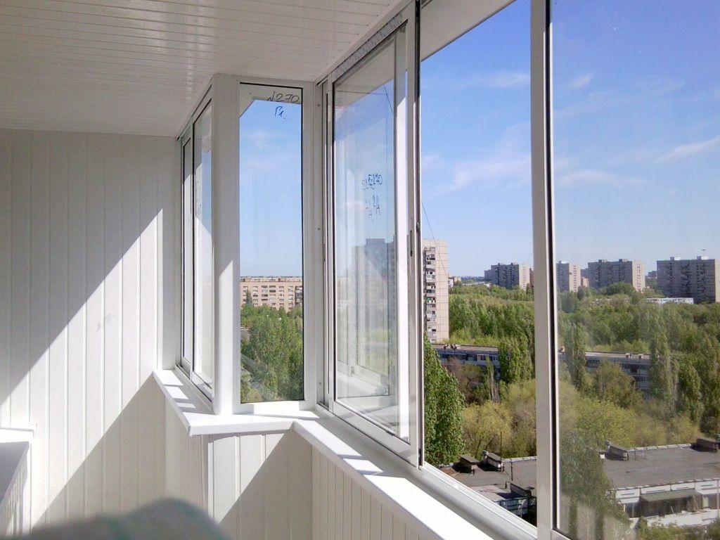 Холодное остекление балконов и лоджий - цены в москве.