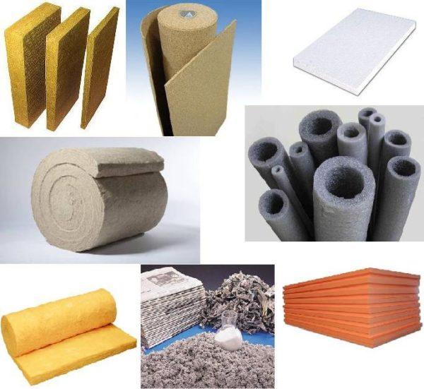 Очень важно выбрать правильный материал для теплоизоляции домика.