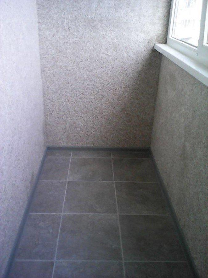 обоями жидкими фото балкона отделка