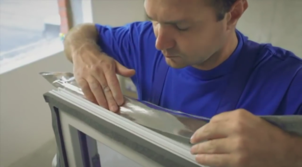 Пароизоляция продлит ресурс стеклопакета и предотвратит появление плесени