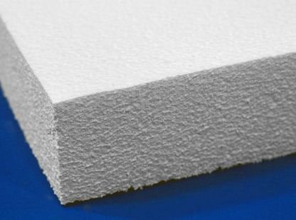 Пенополистирол – оптимальный вариант для утепления дома из газоблоков.