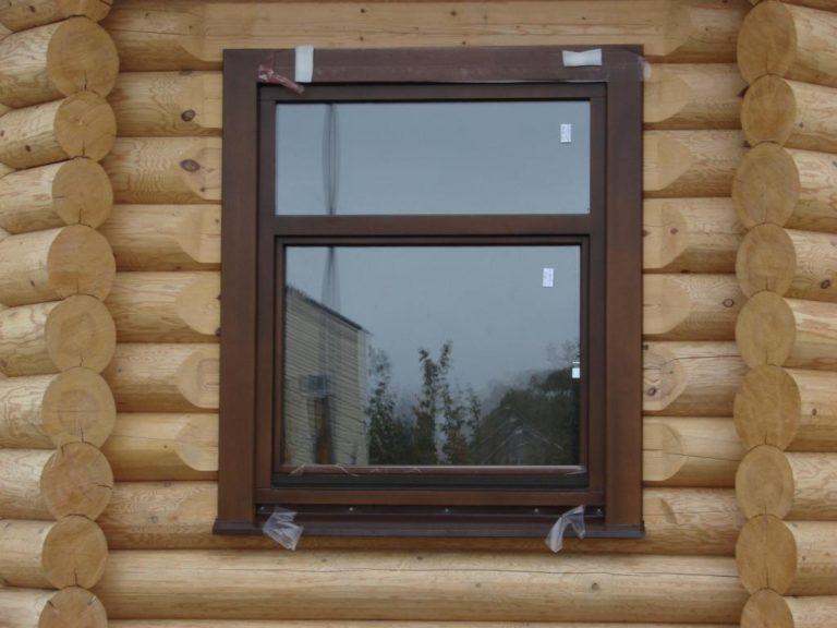 Деревянные окна в орле