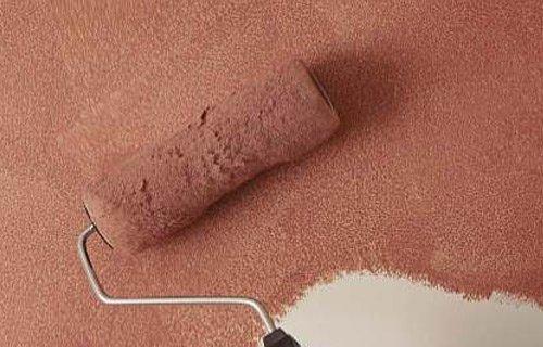 Покрытие панели бетоноконтактом