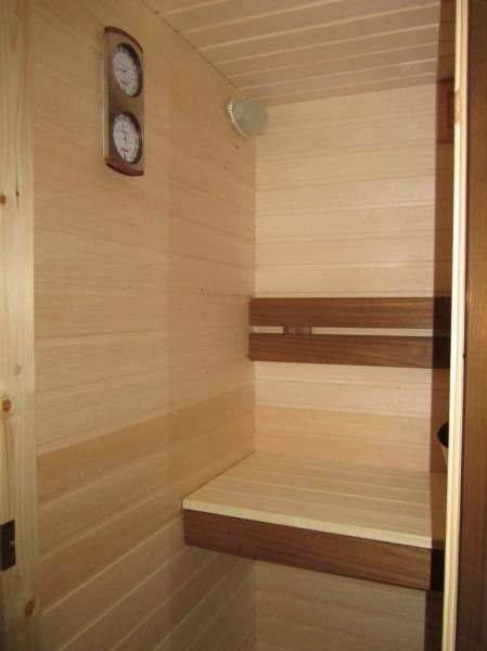 Полностью оборудованная баня
