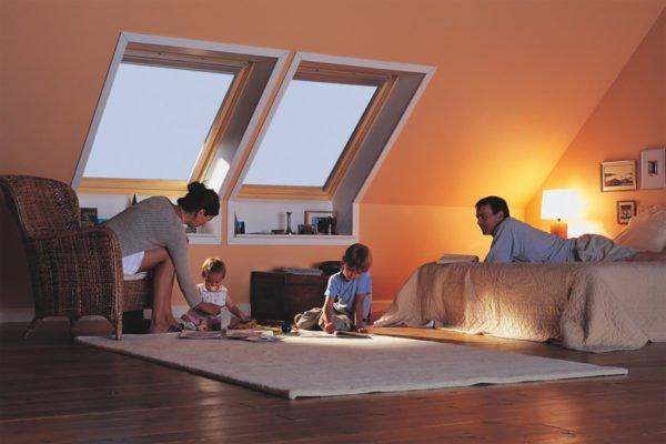 Правильное утепление мансардного этажа – комфорт и уют!