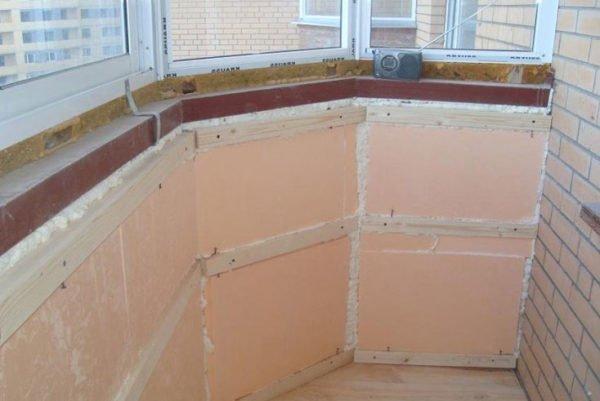 Отделка балкона или лоджии: чем можно облицевать, варианты o.