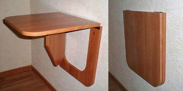 Откидной столик на балкон в минске..