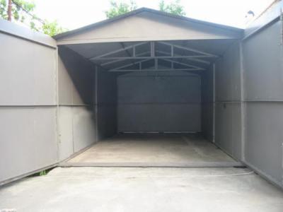 гараж на приусадебном участке