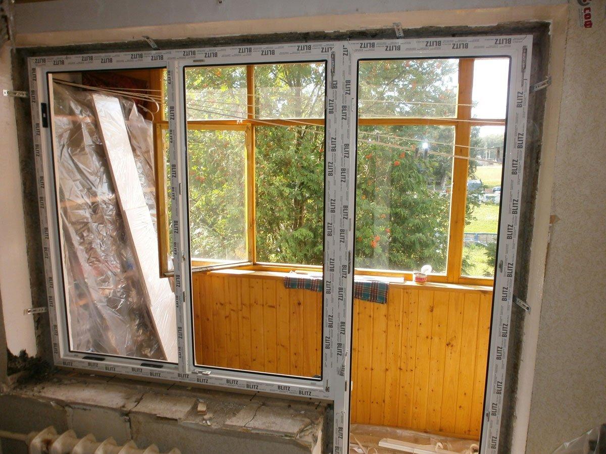 Как застеклить балкон пластиковыми окнами за 5 шагов obustro.