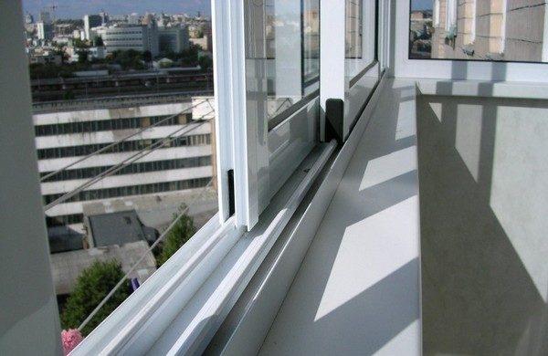 Раздвижные окна - трансформер