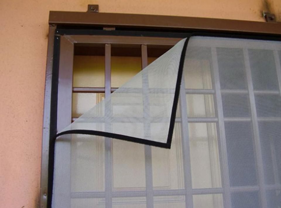 Как сделать сетку на окно для пластиковых окон