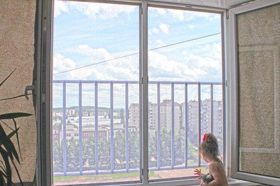 Замок для пластиковых окон от детей