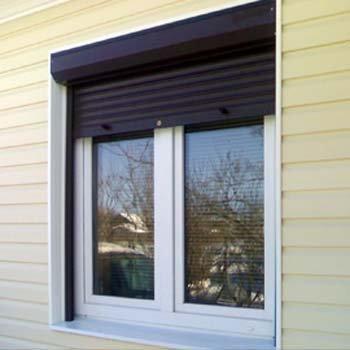 Рольставни дополнительно защитят жилище от звуковых загрязнений.