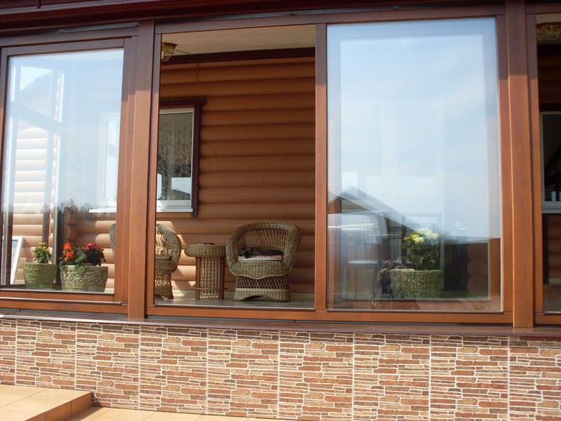 Раздвижные окна на балкон (27 фото): алюминиевые и пластиков.