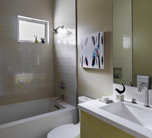 Стеклянная плитка доступна в широком стилевом и цветовом исполнении