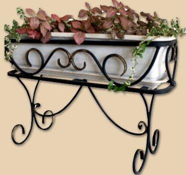 Стойка для цветов – можно располагать в доме, на лоджии, на участке и т.д.