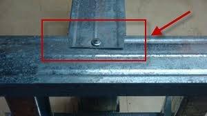 Такие соединения используются в местах, не подвергающихся нагрузкам