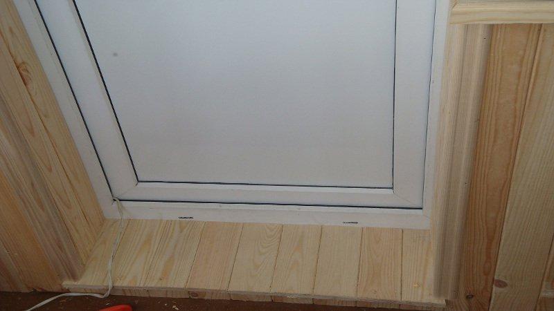 Порог на балкон: 4 варианта монтажа obustroeno.com.
