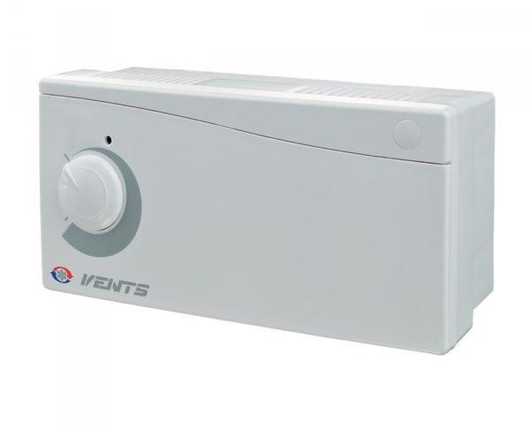 Таймер позволяет задать время работы оконного вентилятора