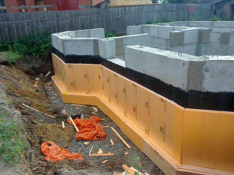 Строим цокольный этаж своими руками 94
