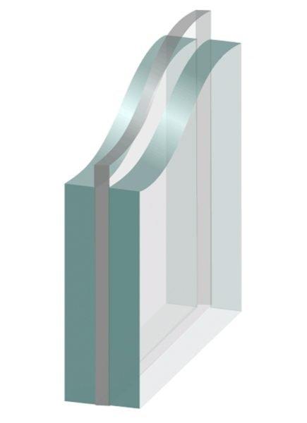 Трехслойное стекло – триплекс.