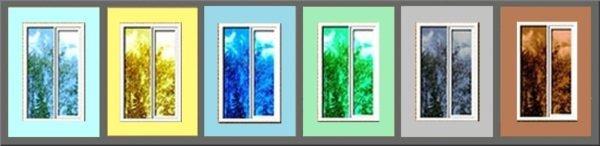 Цвет может быть разным, что расширяет декоративные возможности материала