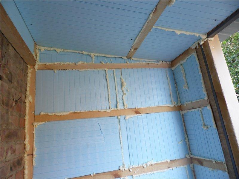 Утеплитель для балкона: 5 популярных видов материала obustro.
