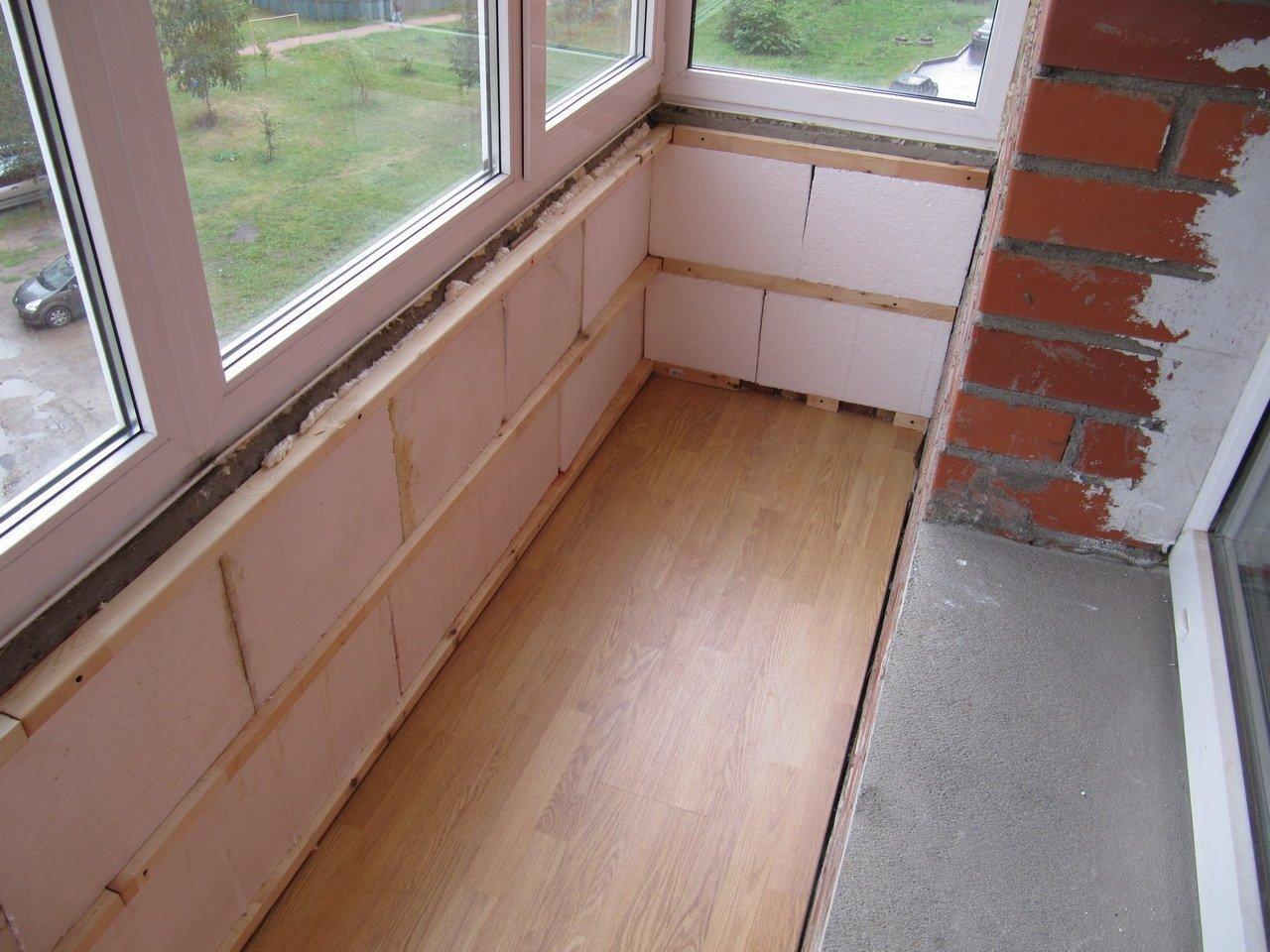 Холодный балкон отделка своими руками 445